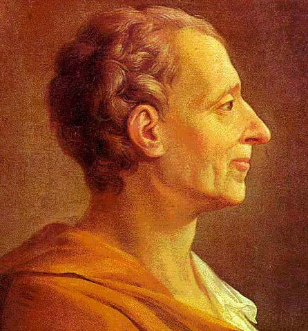 compare and contrast the enlightenment ideas of montesquieu and voltaire Copernicus, galileo, and newton developed a new concept of a universe based  on  while philosophers, such as voltaire, montesquieu, rousseau, smith, and.