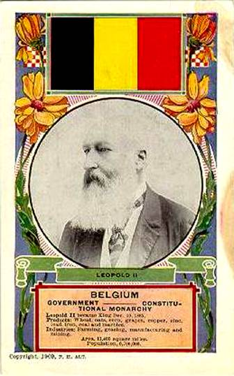 the colonial government under the reign of king leopold ii A trial for leopold ii  parts of congo before the reign of king leopold ii and which he made great  realistic picture of congo under colonial.