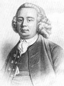 Engineer James Brindley